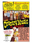 Country Music on Broadway Film Poster (1965)