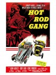 Fifties - Hot Rod Gang film poster (1958)