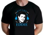 Eddie Cochran - Just Like Eddie T-shirt