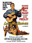 Elvis Presley - film poster Love Me Tender 1956