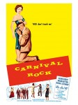 Fifties - Carnival Rock film poster (1957)