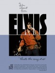 Elvis Presley - Amerikaanse Film poster That's The Way It Is 1970