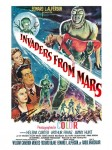 Cult Films - Invaders From Mars filmposter (1953)