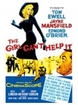 Fifties - The Girl Can't Help It film poster (1956)