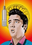 Elvis Presley I Don't Sound Like Nobody Jarod art print