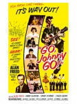 Fifties - Go, Johnny, Go film poster (1959)