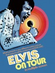 Elvis Presley - Amerikaanse Film poster On Tour 1972