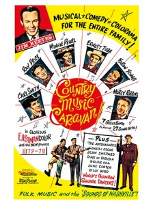 Country Music Caravan film poster (1964)