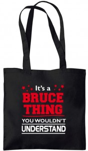 Bruce Springsteen - It's A Bruce Thing draagtas