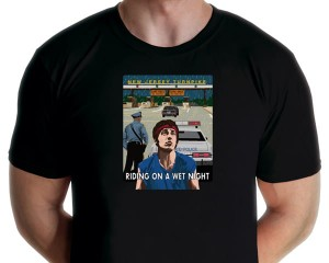 Bruce Springsteen - State Trooper T-shirt