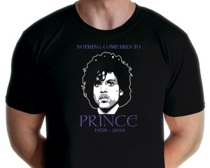 Prince - Nothing Compares To T-shirt