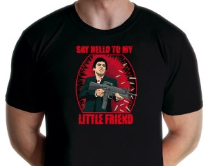 Tony Montana Scarface T-shirt