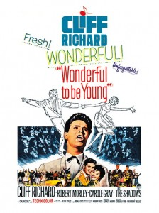 Sixties - Cliff Richard - Wonderful To Be Young (1961)