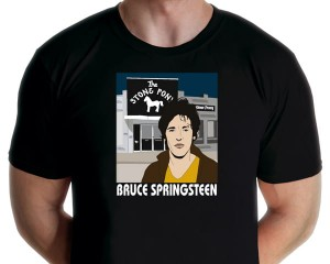 Bruce Springsteen - Stone Pony Boy T-shirt