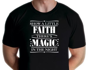 Bruce Springsteen - Show A Little Faith T-shirt