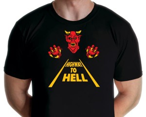 Rock Classics - Highway To Hell T-shirt