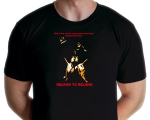 Bruce Springsteen - Reason To Believe shirt