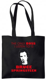 Bruce Springsteen - The Only Boss I Listen To draagtas