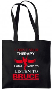 Bruce Springsteen - I Don't Need Therapy draagtas