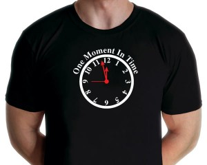 One Moment In Time T-shirt