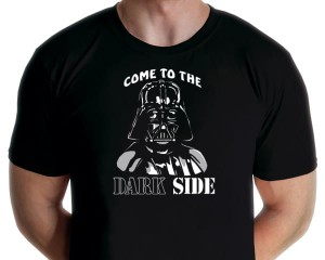 Darth Vader - Come To The Dark Side T-shirt