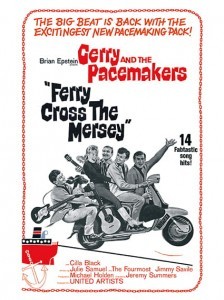 Sixties - Ferry Cross the Mersey film poster (1965)
