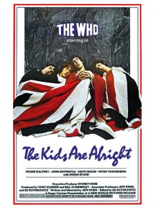 Seventies - The Kids Are Alright Film Poster (1979)